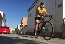 Andalucia Tour / Road bike tour in Andalucia More info: http://www.bike2malaga.com/en/service-bike-hire-malaga