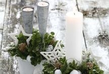 Christmas candels