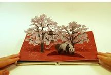 Pop-up books / Pop-up books from everywhere and anywhere!