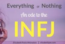 An Ode to Introverts / A place to share and explore the joys and travails of being introverted in business and life. Focusing on INFJs and INTPs (because that's us!).