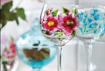 Tea Cups, Glasses, Mugs