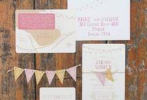 Wedding Stationery : Paper