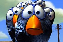 Disney & Pixar / by Roxanne Lanctot