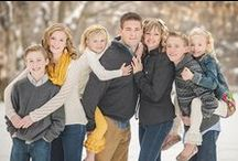Families, Couples, Groups - What to wear! / Having trouble deciding what to wear to your family portrait session?  Here are some ideas that will look great in your photos!