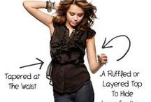 Seniors - What to Wear! / Here are some ideas for outfits that will look great in your senior portraits!
