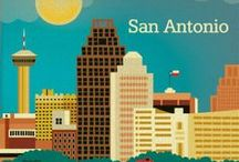 We love San Antonio / Since San Antonio is our home, we want to dedicate a place that inspires us about San Antonio and showcase what makes it great! Children's Dentistry at Hausman Village, pediatric dentist in San Antonio, TX @ www.txkidds.com