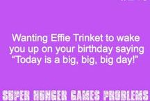 The Hunger Games / Ze hungar gammes  / by Brooke Thompson