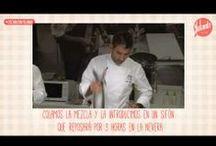Video recetas con Yolanda