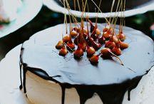 Sweetness / Zoet, zoeter, zoetst! Taarten, cup cakes, donuts, het maakt niet uit! Alles kan op je bruiloft.