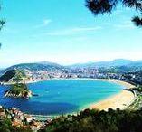Donostia- San Sebastián,Spain / Atlantic Cities seen by citizens