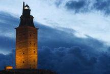 A Coruña, Spain / Atlantic Cities seen by citizens