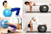 Vida Saudável / Fitness / Dicas de exercícios para uma vida mais saudável