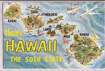 Hawaii / Lifestyle, stuffs and decor from Hawaii :)