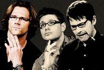 Misha, Jensen & Jared
