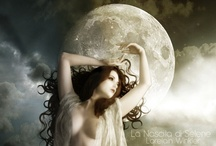☽ The Thirteen Moons ☾ / by Witching Moon