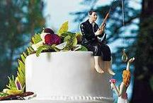 Wedding Cakes / by Ashley Cooper