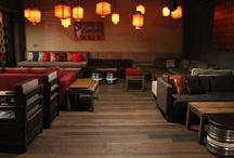 Harem's Quarters / Cocktail Lounge 55 sitting, 80 pax sitting/standing mix