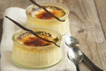 Coffee Desserts / Our favorite recipes for delicious coffee infused desserts, snacks and more.