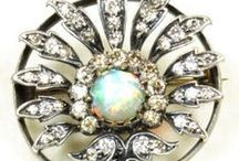Antique Jewellery ~ Brooches / by Fidra Jewellers