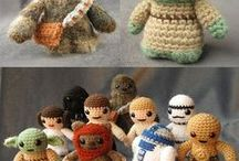 Crochet puppets & toys
