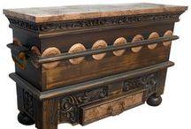 copper furniture - Jorge Kurczyn designer and manufacturer