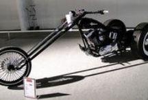 Motorbike fair in Helsinki