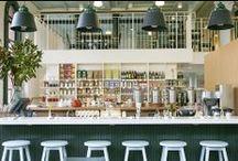 Кафе, рестораны / by Алла Вихляева
