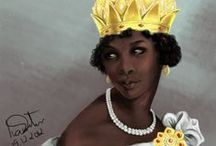 Black Women in History / Various Black Women around the world. / by Margaret Lucy George