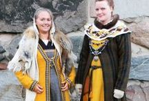 Kvinde dragter Viking