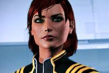 Mass Effect / There is no Shep but FemShep