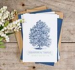 Sally Eagle | Stationary we love / Some pretty idea for your wedding invites and stationary.