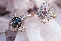 Sally Eagle | Engagement Rings / Gorgeous rings you will fall in love with.