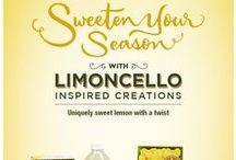 Limoncello Taste Guide / Introducing our exclusive line of Limoncello inspired creations. We took the flavor of the refreshing Limoncello liqueur perfected in Southern Italy and created a uniquely sweet lemon flavor with a twist. You can try over 50 products - from pesto to ice cream to hand soap - at any time of day. But hurry, Limoncello is only in-store until July 2015. / by Stop & Shop