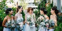 Sally Eagle | Our Bridesmaids / Photos of our bridesmaids wearing their Sally Eagle bridesmaid dresses.
