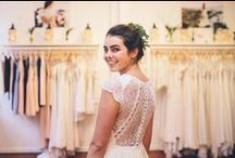 Sally Eagle | The Boutique / Our boutique, situated in Wellington, New Zealand is a safe haven for brides-to-be. We provide a relaxing and beautiful environment where our dresses can be tried on and we can talk all about your wedding plans. To book your appointment email us at enquiries@sallyeagle.co.nz