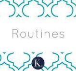 Routine ideas