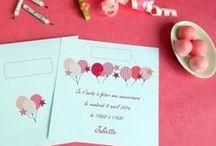 Jolis courriers // Mail art / Mail art et jolies lettres