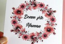Cadeaux pour Maman // Mother's gift / Sélection de cadeaux Diy pour fête des mères