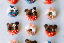 Donuts / Donuts sous toutes les formes et couleurs!