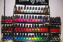 Expositor China Glaze