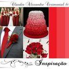Casamento | Decoração em Vermelho