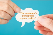 Customer Service Quotes / Powerful customer service and sales quotes.