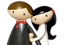 Casamento | Topo de Bolo