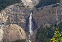 Trek au Canada / Le trek au Canada, une expérience à vivre !  Les montagnes Rocheuses, leurs lacs transparents, leur cascades, leur forêts à perte de vue, la Gaspésie, l'Ile de Vancouver...le trek au canada promet tant !
