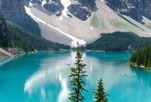 Circuit Canada / Un circuit au Canada ? De l'île de Vancouver aux paysages préservés de la Gaspésie en passant par les montagnes Rocheuses, chacun pourra trouver le circuit au Canada qui lui correspond.