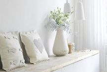 Living - woonkamer / Ideas to decorate our living room or family room