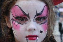Halloween voor kinderen / Halloween ontwerpen voor kinderen. Dus niet te eng, snel klaar en een mooi resultaat.