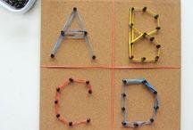 Theme: Alphabet