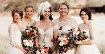 Casamento | A Noiva & As Madrinhas