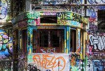 streetart / by Mel Rocha